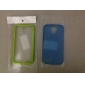 Simple Style Case with Dust Plug for Samsung Galaxy S4 I9500(Assorted Colors)