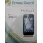 HD screen protector met een reinigingsdoekje voor de LG E400 Optimus L3