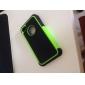 Coque pour iPhone 4/4S, Motif Hexagone (Autres Coloris Disponibles)