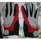 K2 красный + черный + серый нейлон Удобные / дышащий полной пальцев перчатки для велотуристов / альпинизм