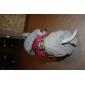 Собаки Толстовки Красный / Синий Одежда для собак Зима Джинсы