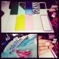 Ultra Thin Solid Color Прозрачный матовый PC Жесткий чехол для iPhone 5/5S (разных цветов)