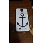Anchor Pattern Hard Case for Samsung Galaxy S4 I9500