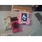Жесткий футляр с ремешком и подставкой для iphone 5/5s смоделированный ввиде фотокамеры (разные цветов)