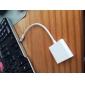 Micro HDMI v1.3 / v1.4 vers VGA mâle à femelle (0.05m)