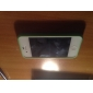 Stilfuld TPU Bumper Ramme Cover Til iPhone 4 og 4S (Blandede Farver)