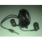 High Comfort Stereo In-Ear Earphones for iPhone 6 / 6 Plus (Black)