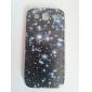 Cas dur de modèle étoiles pour Samsung Galaxy S3 I9300