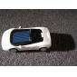 Solar Power Mini Racing Car (White)