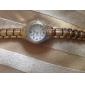Montre-Bracelet à Quartz Analogique pour Femme, en Alliage d'Aluminium - Multicolore
