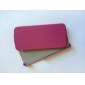 Litchi Grain Full Body PU Leather Case for iPhone 5/5S (Assorted Colors)