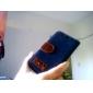 Denim Дизайн Полный Дело орган для Samsung Galaxy I9190 Мини S4 (разных цветов)