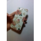 изысканный дизайн цветочный узор рельеф жесткий футляр для iPhone 5 / 5s