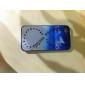 Wild Geese couleur noire de caisse de PC Frame modèle de dessin rigide pour iPhone 4/4S