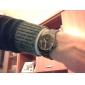 Муж. Наручные часы Кварцевый Японский кварц Повседневные часы Нержавеющая сталь Группа Черный