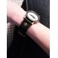 Femmes et PU quartz analogique montre-bracelet de fille (couleurs assorties)