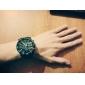 V6 Мужской Армейские часы Наручные часы Кварцевый Японский кварц Материал Группа Черный Синий Серый