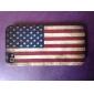 vintage uns Flagge Muster Hülle für das iPhone 4 4s (Union Jack)