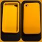 Custodia in silicone per iPhone 4 - Colori casuali