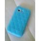 Solide étui souple de couleur avec strass pour Samsung Galaxy Y S5360 (couleurs assorties)