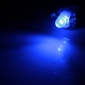 Automatique Bleu 6000 Lumières pour tableau de bord Eclairage plaque d'immatriculation Feux clignotants Feux stop