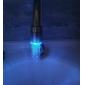 Torneira Estilosa com Iluminação LED para Pia de Banheiro (Plástico com Acabamento Cromado)