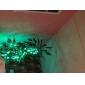 10m de 100 led vert 8 modes étincelles noël chaîne de fées lampe (220v)