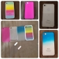 Ultra Slim Tranparent Plastic Case for iPhone 4 and 4S