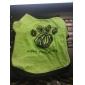 Футболка для собак, сделайте ваш знак, из хлопка (зеленый, несколько размеры)