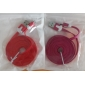 Flat USB Charging Cable and Micro USB V8 Port for Samsung Galaxy S4 I9500 and others (Assorted Colors)