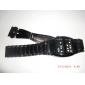 Relógio LED com Bracelete de Metal