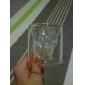 pohodový transparentní tvůrčí děsivé lebky hlavní design novinka Sklenice vína skleničku pohár 75ml