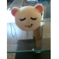 Lovely Bear Expression LED Mood Night Light (Random Color)