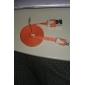 микро UB кабель для передачи данных amung / Huawei / ZTE / Nokia / HTC / ony Ericon плоского типа, розовый (1M)