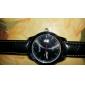 Мужская стилю аналоговые кварцевые наручные часы PU (разных цветов)