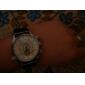 남성 시계 자동 기계 뚜르 비옹 스켈레톤 실리콘 스트랩