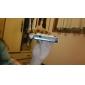 Adorável Heart-Shaped Hard Case Padrão para Samsung Galaxy Y S5360
