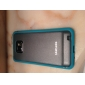 Transparent Dull Polish Hard Case for Samsung Galaxy S2 I9100 (Assorted Colors)