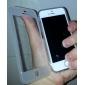 Sólido Clamshell Cor Projetado Transparente TPU Soft Case Full Body para iPhone 5/5S (cores sortidas)