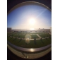 180 Degree Fish Eye Wide Angle and Macro Lens 3-in-1 Quick-Change Camera Lens for iPhone 5
