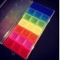 Rainbow 21-Lattice 7 Days Pill Case