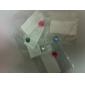 Joyland klistreknapper i akryl (tilfeldige farger)