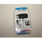 ЕС вилка зарядного устройства с Micro USB кабель для Samsung Galaxy Примечание 4 / S4 / S3 / с2