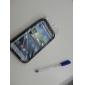 Simple étui souple de conception pour Samsung Galaxy I9082 grand DUOS (couleurs assorties)