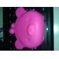 adorável gato de sorriso silicone mini-bolsa mudança (cores sortidas)