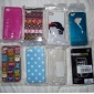 Алюминиевый чехол для iPhone 4 и 4S (разные цвета)