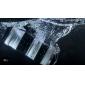 Уникальные Моделирование белый длинный камеры стиль объектив 350мл термос Чашку