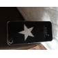 Star Pattern Hard Case with Call Flash Light for iPhone 5