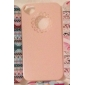 Solid Color Carving and Heard-shape Pattern Hard Case for iPhone 4/4S (Assorted Colors)