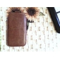 Pu Leather Pull Tab Pouch Phone Case Cover for Samsung Galaxy S4 I9500 (Assorted Colors)